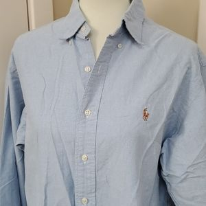Men's Polo Ralph Lauren Oxford Blue